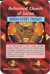 En tous cas, Satan confirme bien sa préférence pour les vendredis.