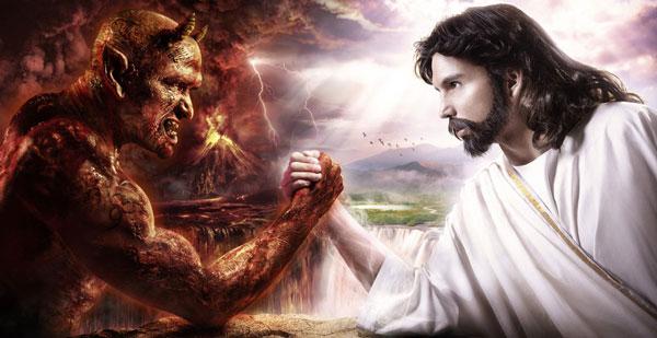 Nous  vivons  une  époque  formidable  ? Antechrist-vs-jesus