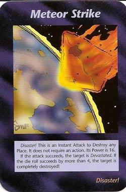 meteor-strike