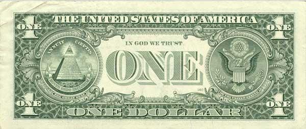 Le Message Secret Du Billet De 1 Dollar Le Grand Reveil