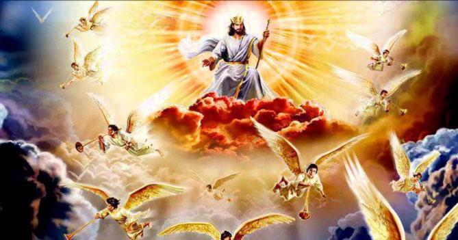 Christ-en-gloire