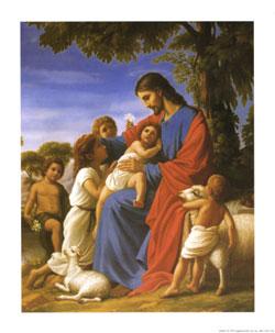 Jésus-enfants