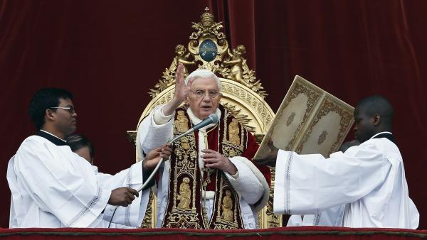 BXVI benediction