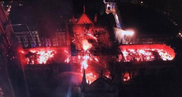 Calendrier Satanique 2019.L Eglise Flambe Le Grand Reveil